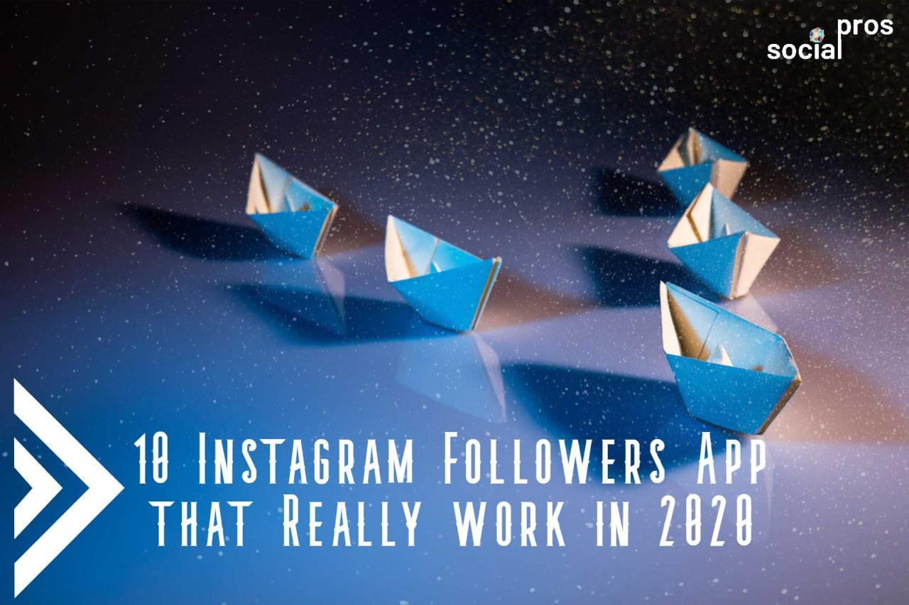 13 Instagram Followers App that Really work in 2020