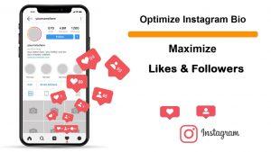 Optimize Instagram Description, Maximize Likes and Followers