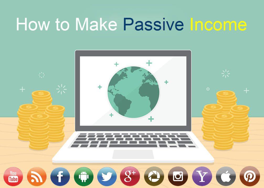 Instagram YouTube Facebook passive income 2020