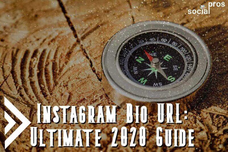 Instagram bio URL guide
