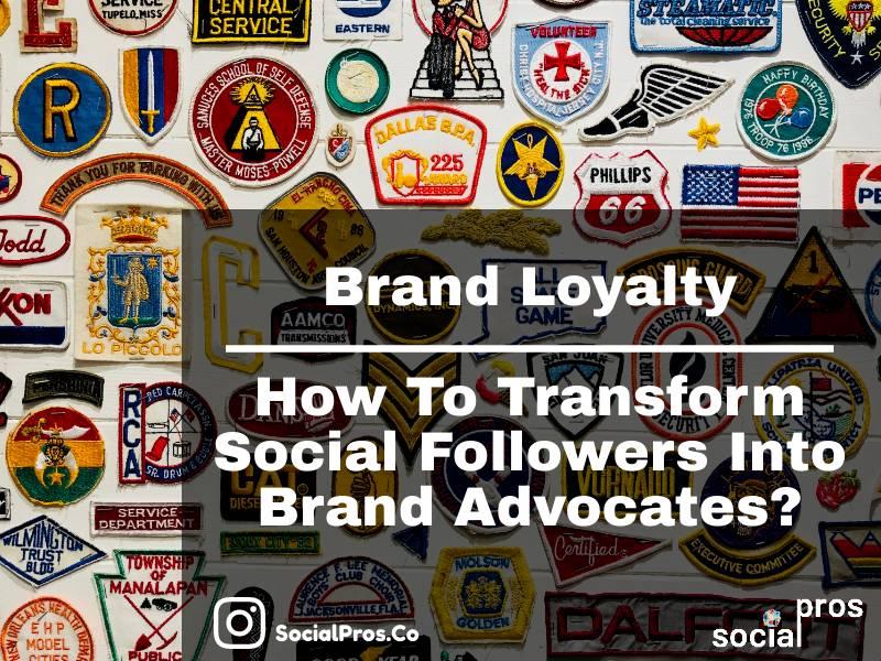 brand advocates