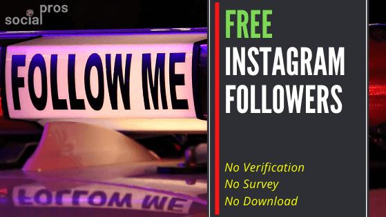 free Instagram Followers Hack no surveys no verifications no downloads