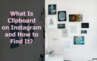clipboard on Instagram